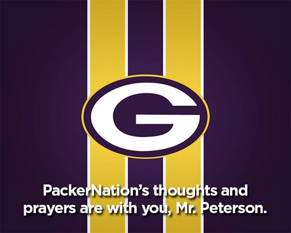 Adrian Peterson Prayers