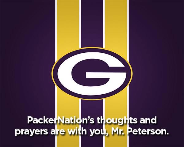 Adrian Peterson Prayers