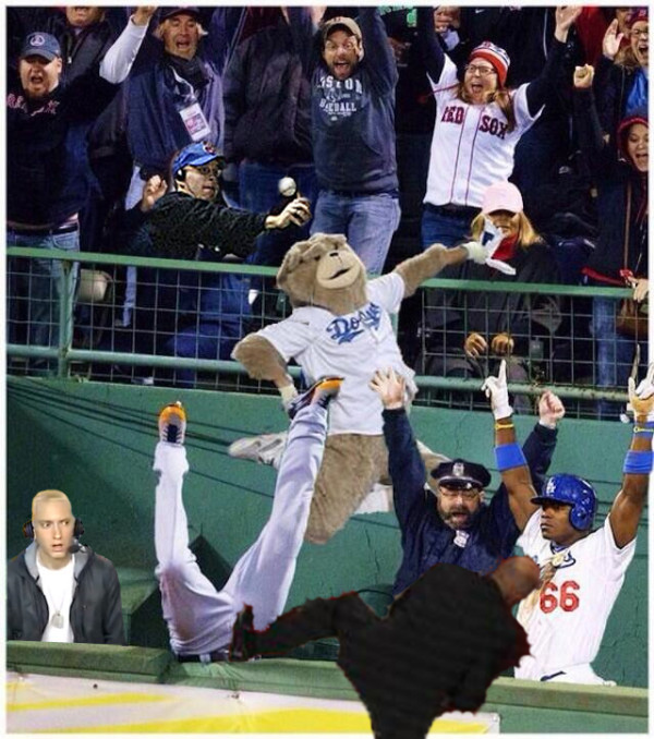Pierre McGuire will help Torii Hunter Out